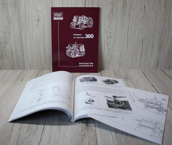 k DS Bild Fiat Reparaturhandbuch Art. FWT100 300