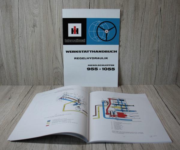 k DS Bild IHC WHB Art. IH100 Regelhydraulik 955 1055