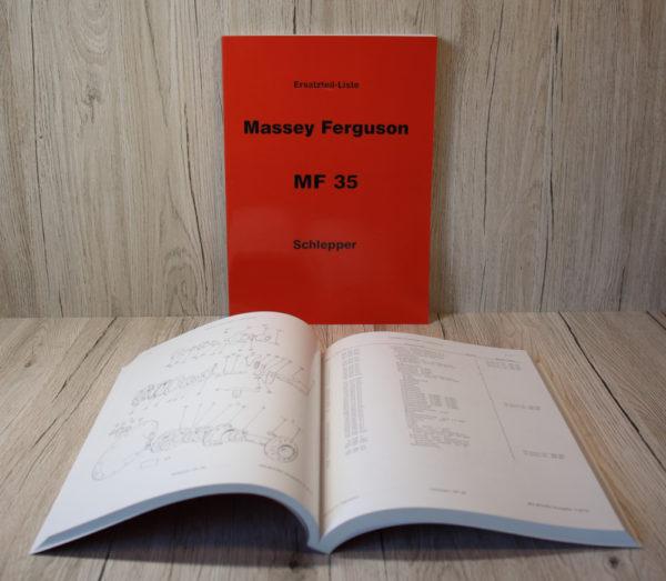 k DS Bild Massey Ferguson ETL Art. ME20 MF35