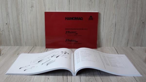 k DS Bild Hanomag ETL Art. HE130 Perfekt 300 und 400