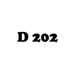 D 202