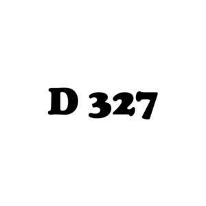 D 327
