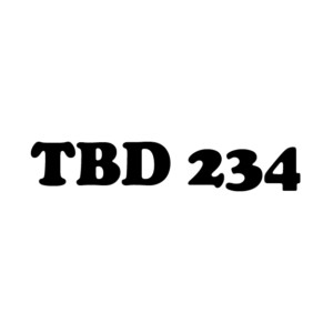 TBD 234