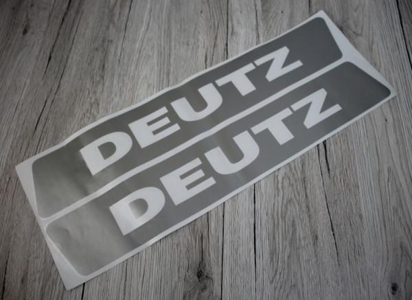 k DS Bild Deutz Kabine silber weiss