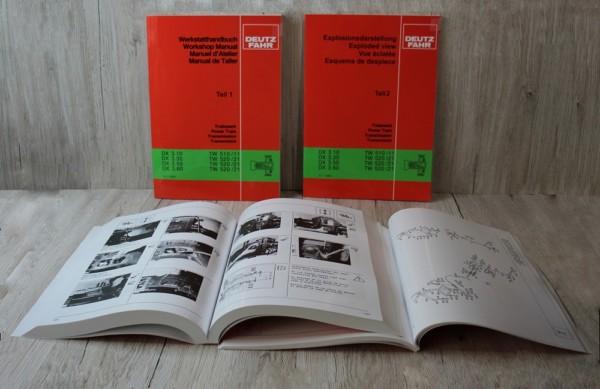Deutz Werkstatthandbuch Triebwerk TW 510/11 TW 520/21
