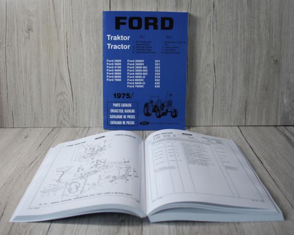 k DS Bild Ford ETL 2600 3600 4100 4600 5600.. 1975 Teil 3