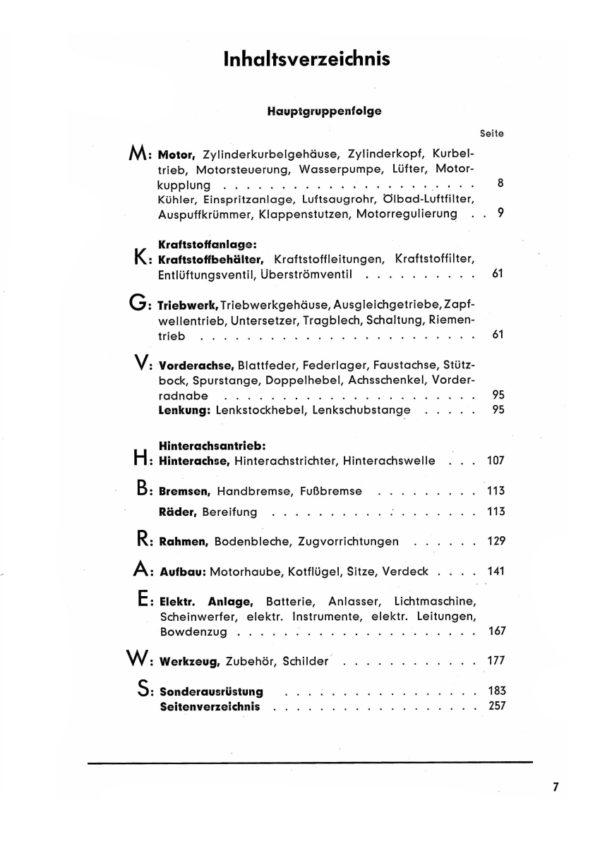 Inhalt Hanomag ETL Typ R 22