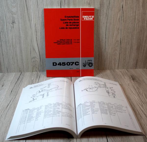 DS Bild Deutz Fahr D4507C ETL