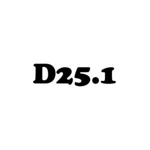 D25.1