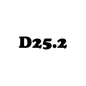 D25.2