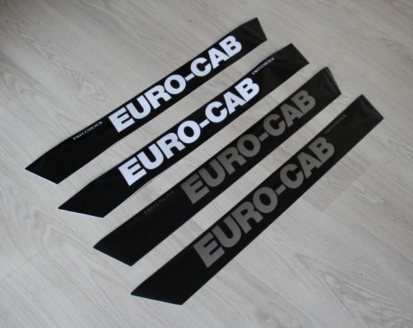 Deutz Euro Cab Aufkleber Kabine Baureihe 06/07