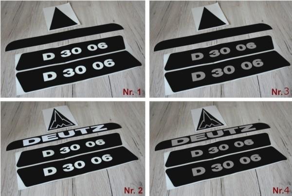 k DS Bild D3006 DA30L schwarz weiss schwarz silber