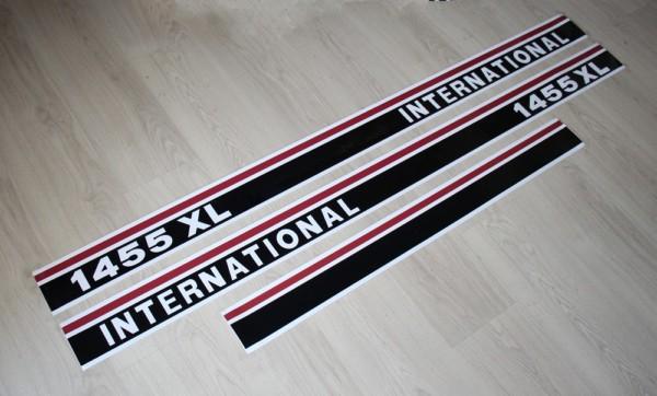 k DS Aufkleber IHC International 1455 XL neu