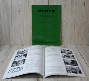Deutz Werkstatthandbuch Motor Bauart F1-6L 812 und S+D Variante