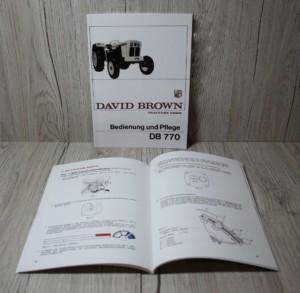 David Brown DB 770