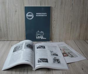 Lanz Bulldog Werkstatthandbuch Halb- und Volldiesel
