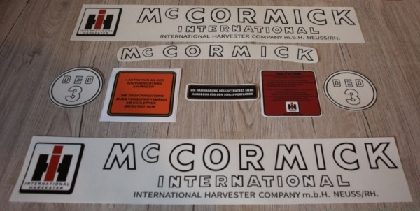 k A MA130 McCormickSET DED3