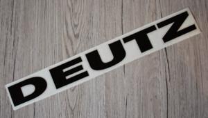 Deutz Aufkleber Baureihe 06 07