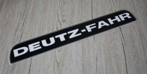 Deutz-Fahr Aufkleber Baureihe 07