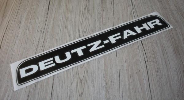 Deutz-Fahr Aufkleber Baureihe 07 lang