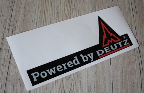 k Powered by Deutz DA160 neu