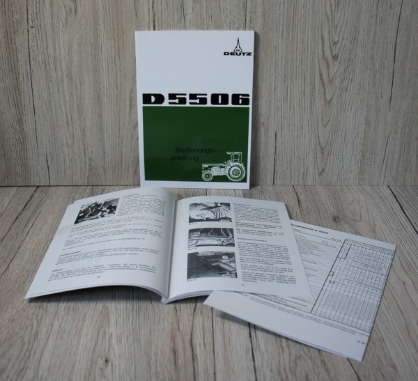 DB650 k DS Bild Deutz Nr DB650 BA 5506
