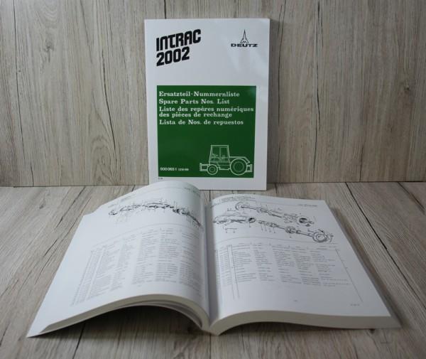 DE1130 k DS Bild Deutz Nr DE1130 ETL Intrac 2002