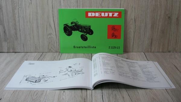 DE295 k DS Bild Deutz Nr DE295 ETL D 252 D30 D30S Z1125 1 1