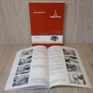 Deutz Werkstatthandbuch Motor F2L912-F3L912-F4L912-F6L912 (bis1983)