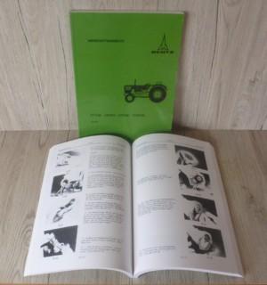 Deutz Werkstatthandbuch Fahrgestell D7506 D8006 D9006 D10006