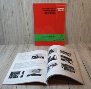 Deutz D4507C-D7807C Werkstatthandbuch