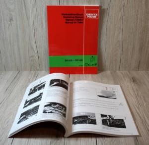 Deutz Fahr DX4.10–DX6.50 Werkstatthandbuch