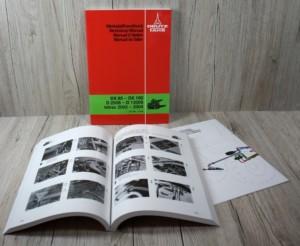 Deutz DX85-DX160 D2506-D13006 Intrac 2002-2004 Werkstatthandbuch
