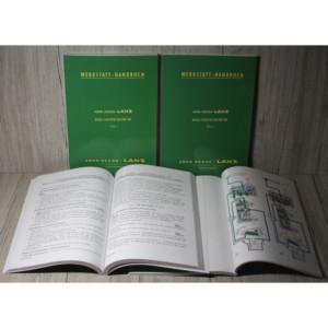 John Deere Lanz 300 und 500 Werkstatthandbuch Traktor