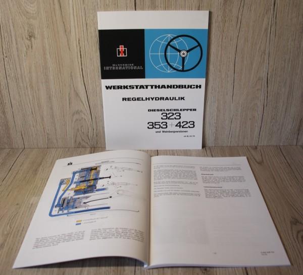 k DS Bild IHC WHB Hydraulik 323 353 423 IH11