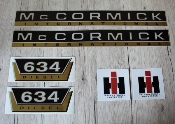 k McCormick 634 gro Aufkleber
