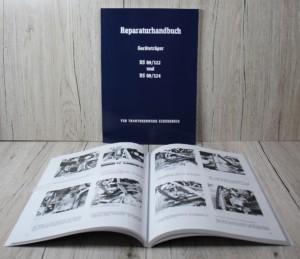 VEB RS 09/122 und RS 09/124 Werkstatthandbuch