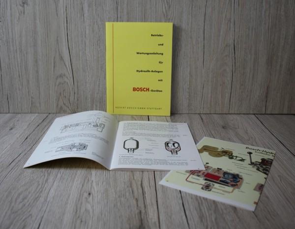 k DS Bild Bosch Nr BB10 BA WHB Hydraulik Anlagen mit Gerten